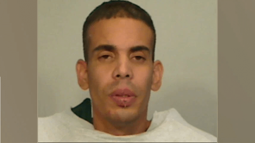 A Florida man who wanted to kill demons caused material damage to his environment.