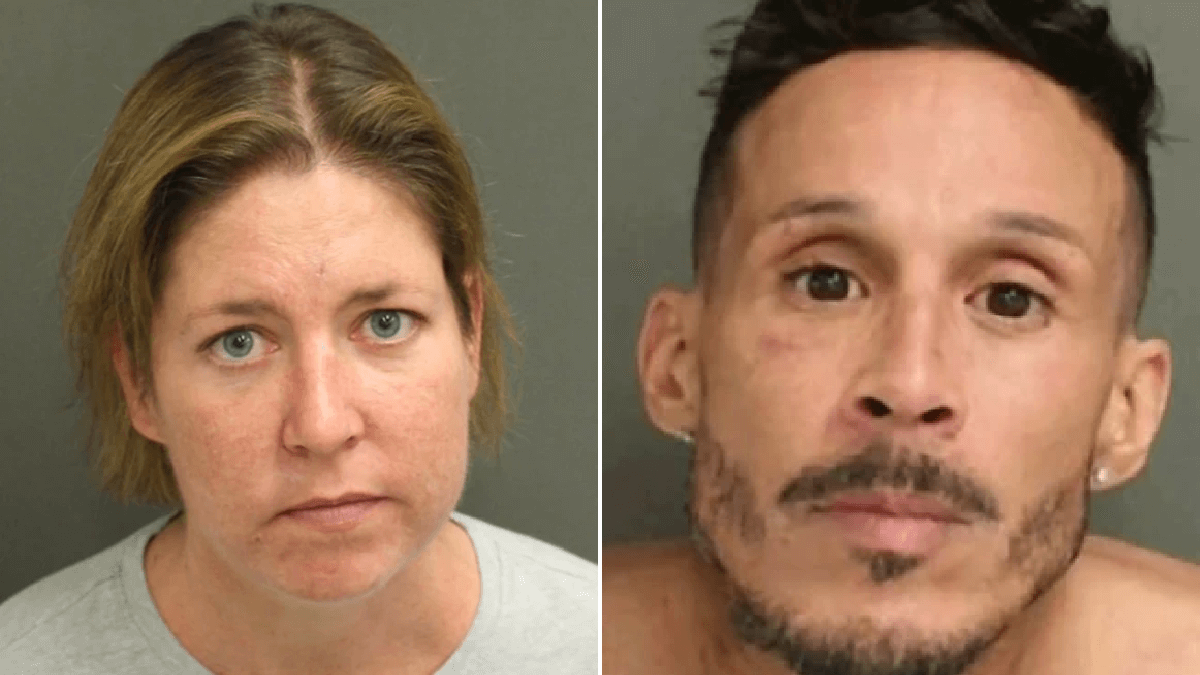 A Florida woman was charged with second-degree murder for leaving her boyfriend to die in a suitcase.