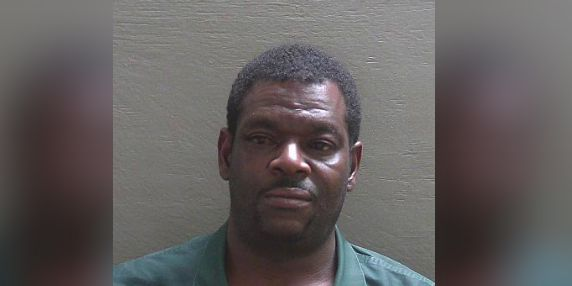 A Florida man chased his son, who was not bathing, with his van.