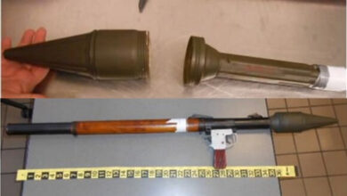 A Florida man tried to board a plane to Orlando with a fake grenade