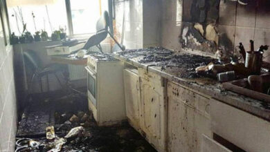 A Florida man tried to run a microwave inside a microwave. The man died after the explosion